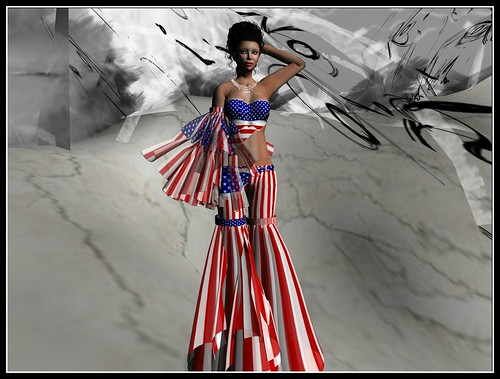 [LD] Eliane - VIP Gift 4th July (dollarbie) by Cherokeeh Asteria