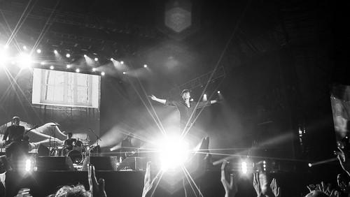 Suede live at Hop Farm Festival 2012