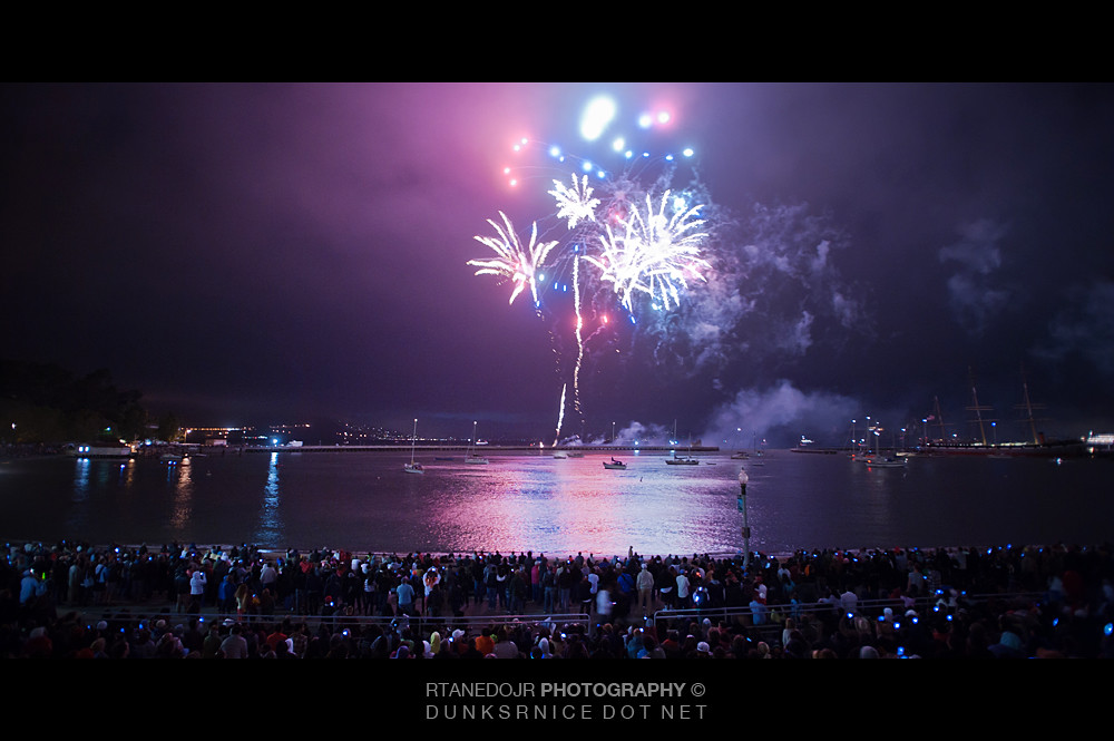 186 of 366 || 4th Of July Fireworks, San Francisco