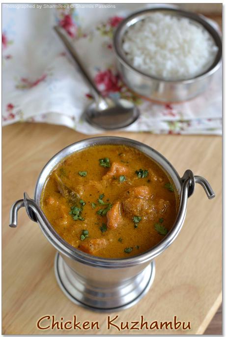 Chicken Kuzhambu Recipe