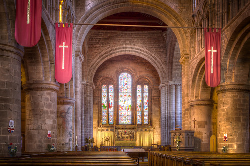 St John's Church Interior 2012 by Mark Carline
