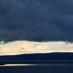 Storm clouds, Whidbey Island, WA
