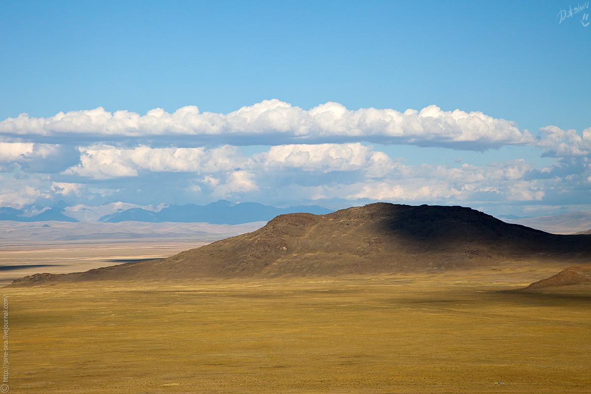 Чуйская степь / Chu steppe