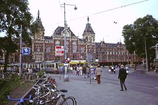 Central Station Amsterdam