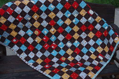 Coop's quilt