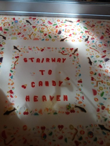 Candy Stairs Message #1