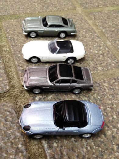 bond car3