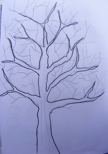 Sketchbook Tree