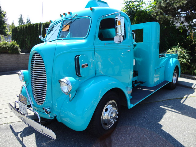1941 Ford  Cab-Over-Engine (COE) Truck
