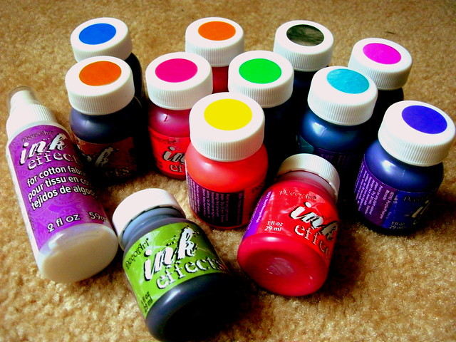 DecoArt Ink Effect Products