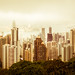 Sunset in Hong Kong by Scott Norsworthy