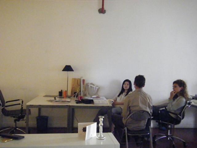 東京に増えているコワーキングオフィス _ 02 出会いを誘発する空間