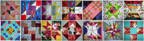 sampler quilt wip 2
