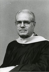 Dr. William Berry Named Executive Dean of Phoenix College in 1971