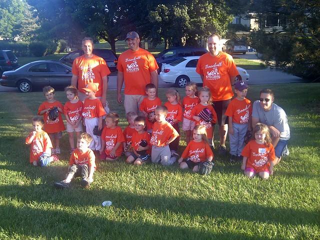 177 tball team