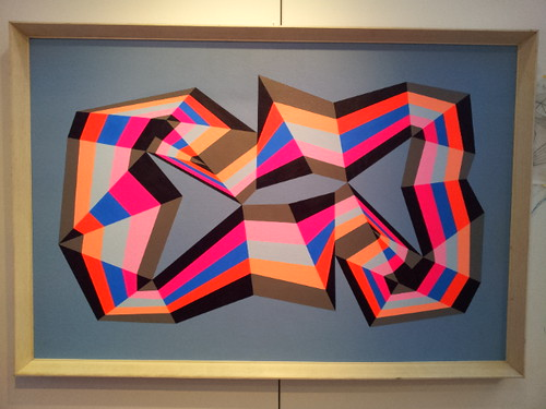 Large Ribbon by Carl Cashman