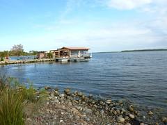 Le restaurant de l'étang d'Urbinu : la ferme d'Urbinu