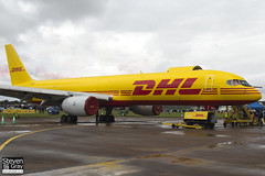 G-BMRH - 24266 - DHL Air - Boeing 757-236(SF) - Fairford RIAT 2012 - 120707 - Steven Gray - IMG_2419