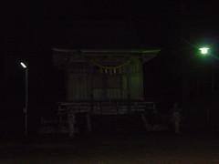 野向町薬師神谷 白山神社