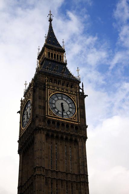A walk Through London