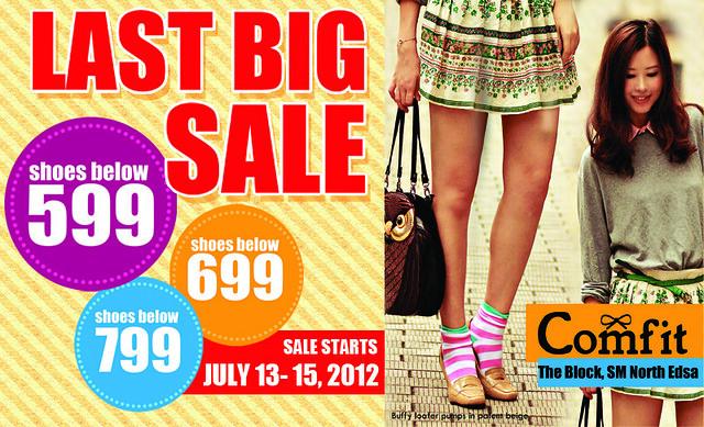 Comfit sale poster (web)