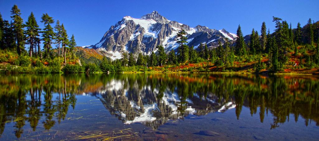 Mount Shucksan, North Cascades National Park