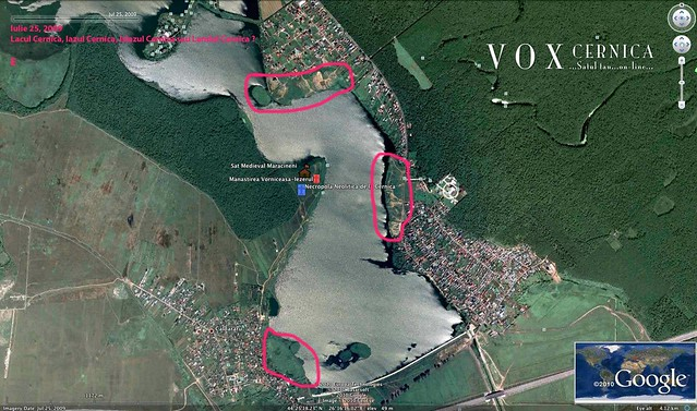 Lacul Cernica sau Land-ul Cernica ?!