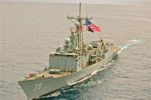 USS Curts (ffg38)