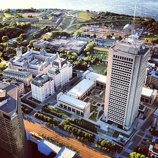 Quebec haute-Ville #defiballonbl