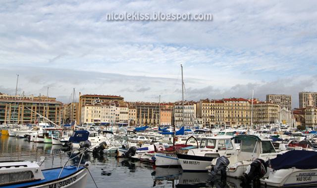 Marseille in a day bouillabaisse nicolekiss travel lifestyle blogger - Restaurant bouillabaisse marseille vieux port ...