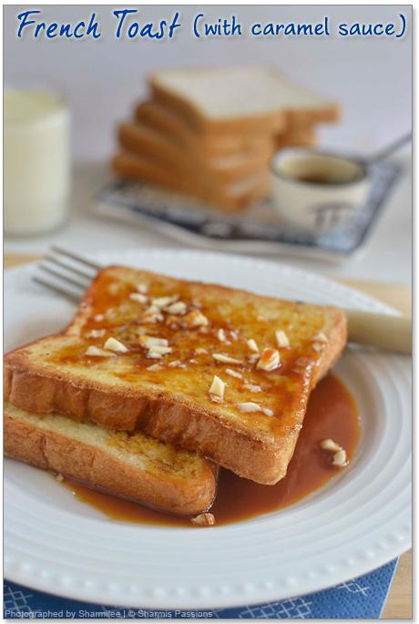Caramel French Toast Recipe