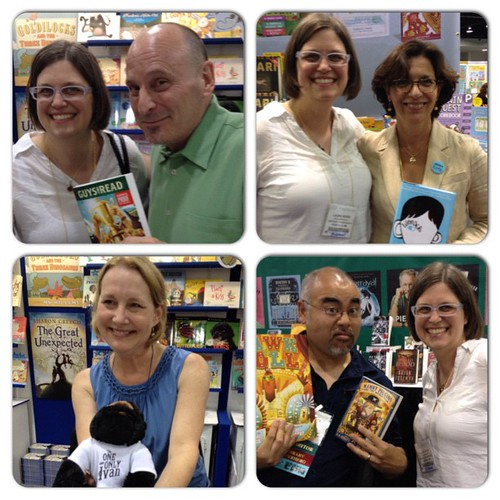 ALA 12 author collage