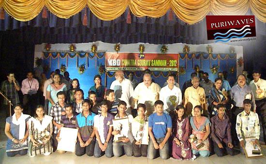 M.B.D Chatra Gaurab Samman was held at Puri