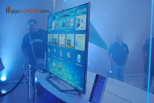 Samsung Smart TV 2012 Lineup