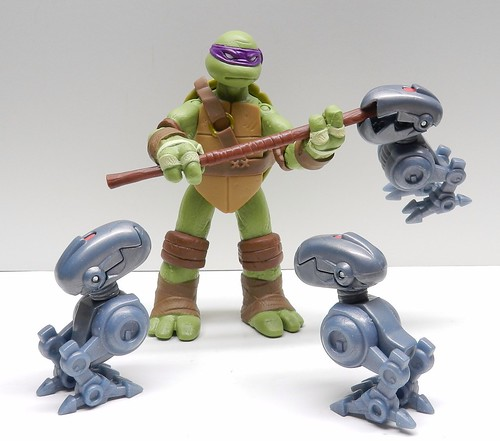 Nickelodeon Donatello Figure Review