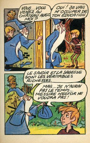 Merlin l'Enchanteur, by Walt DISNEY  -image-50-150