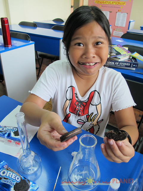 My little Scientist knows the secret to Oreos 2.jpg