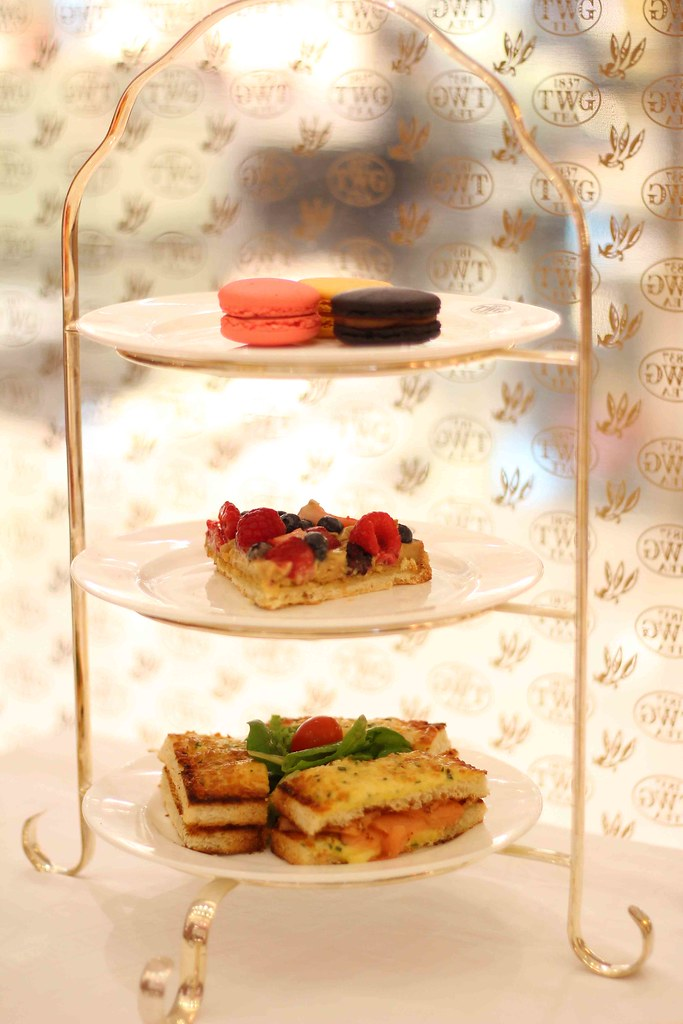 TWG Afternoon Tea Set Tray
