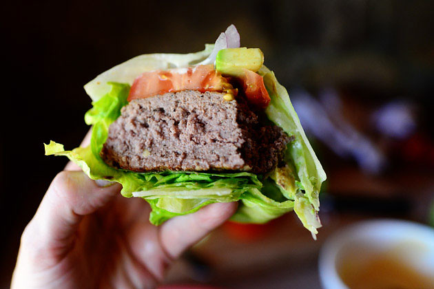 Low-Carb Burgers | The Pioneer Woman Cooks | Ree Drummond