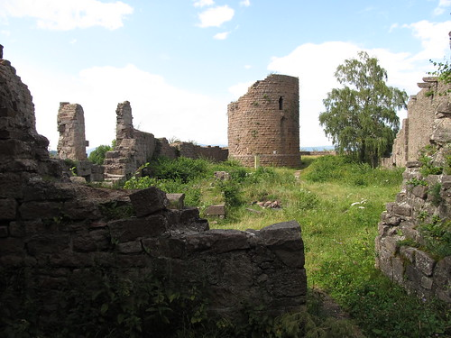 ruine du chateaux frankenbourg 145