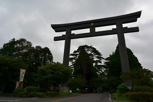 2012夏日大作戰 - 霧島 - 霧島神宮 (1)