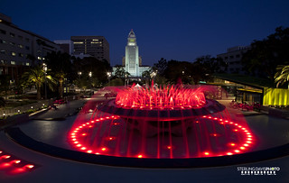Grand Park, Downtown Los Angeles