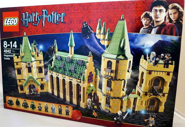 afficher le sujet review 4842 harry potter hogwarts castle. Black Bedroom Furniture Sets. Home Design Ideas