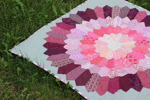Bloom Quilt by jenib320