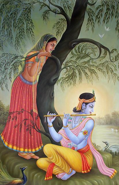 1. Hearing about god Shravana