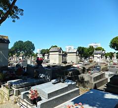Asnières sur Seine Cemetery, France