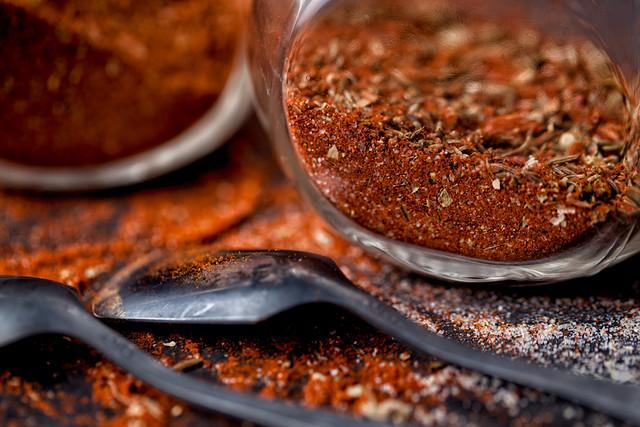 Homemade Taco And Chili Powder