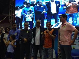 Convenção do Solidariedade em Itanhaém-SP