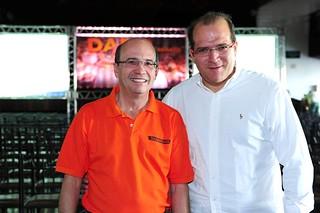 Dado e Renato oficializam candidaturas em Votuporanga