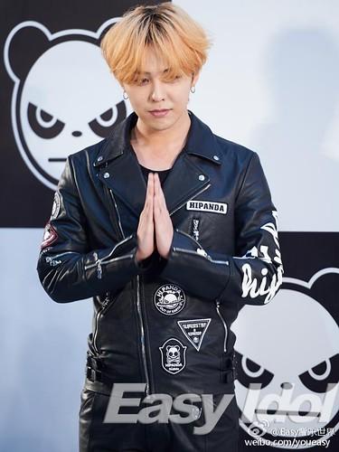 G-Dragon HIPANDA HQs Shanghai 2015-08-31 (70)